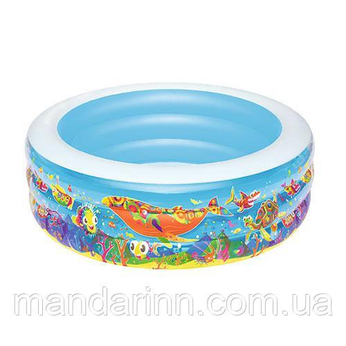 """Надувний басейн """"Море"""" INTEX 51121"""