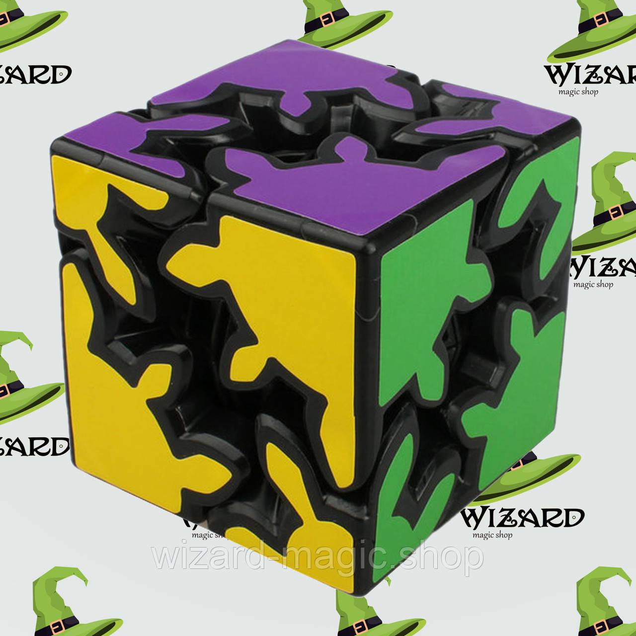 Кубик Рубика на шестернях