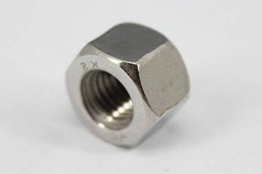 Гайка колпачковая М5 DIN 917 (ГОСТ 11860-85) низкая глухая из нержавейки