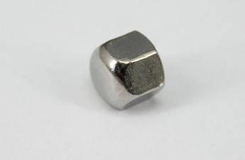 Гайка колпачковая М5 DIN 917 (ГОСТ 11860-85) низкая глухая из нержавейки, фото 2