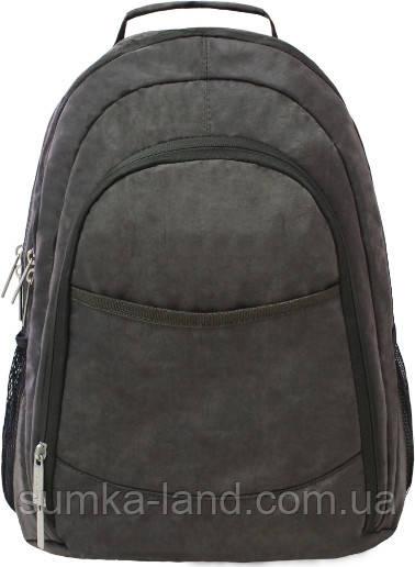 Мужской рюкзак Bagland Сити 32 л цвет хаки