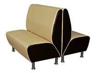 """Диван для кафе и баров """"Бистро"""".Мягкая мебель."""