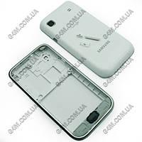 Корпус Samsung i9000, i9001 Galaxy S белый (High Copy)