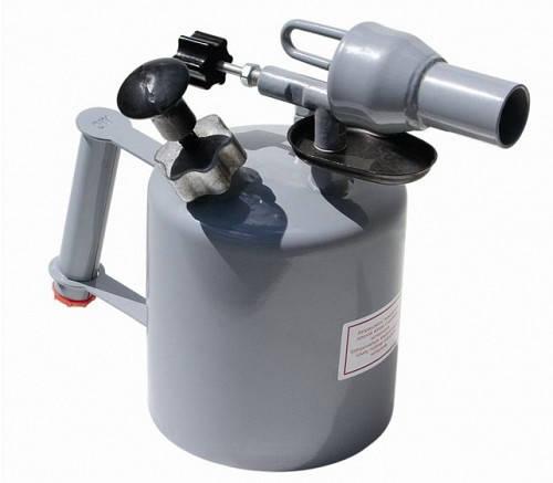 Лампа паяльная бензиновая Мотор Сич ЛП-2М, фото 2