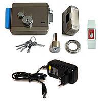 Система контроля доступа  на калитку,металлическую дверь