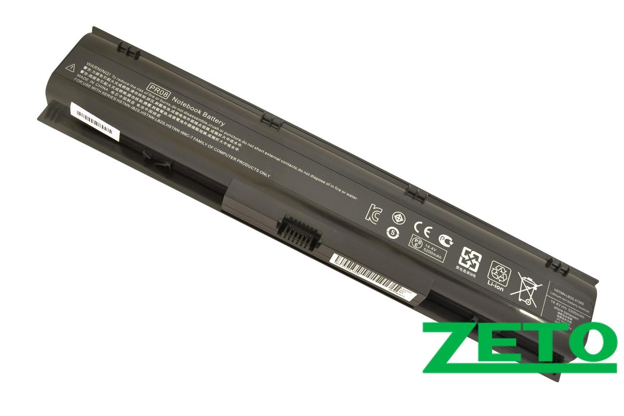 Батарея (аккумулятор) HP PR08 (14.4V 5200mAh)
