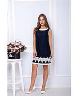 Платье Жаклин, Синий, фото 1