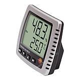 Термогигрометр Testo 608-Н1 (10…95 %; 0...+50 °C) Германия, фото 3