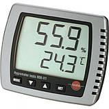 Термогигрометр Testo 608-Н1 (10…95 %; 0...+50 °C) Германия, фото 2