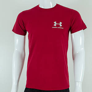 Футболка с логотипом, Under Armour (Красный)