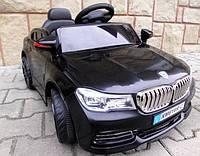Детский электромобиль Cabrio B4 с мягкими колесами (EVA колеса) (черный), фото 1