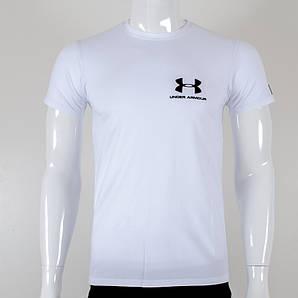 Футболка с логотипом, Under Armour (Белый)