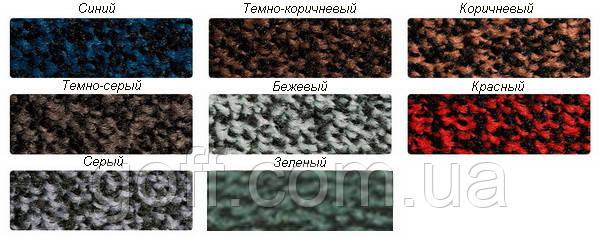 варианты цветов влаговпитывающий коврик