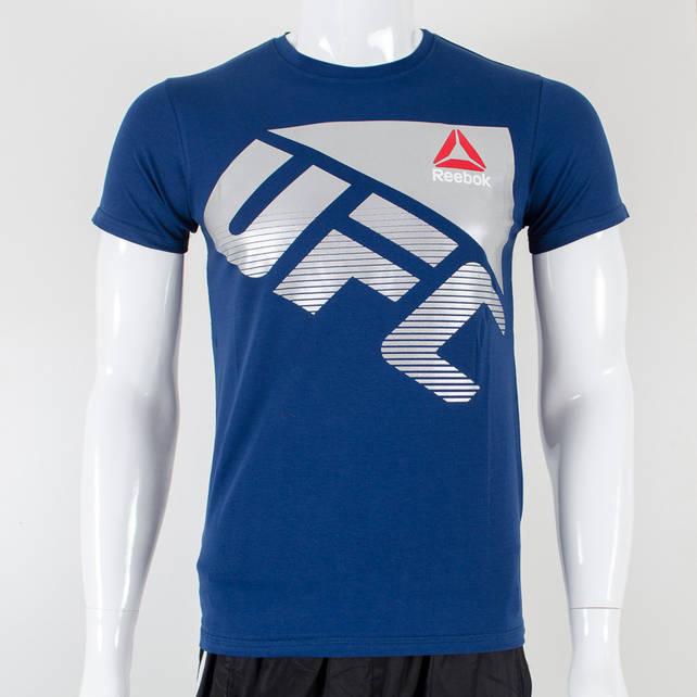 Футболка спортивная, Reebok (Синий)