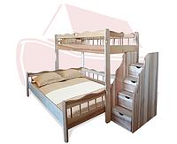 Кровать двухъярусная Ковчег