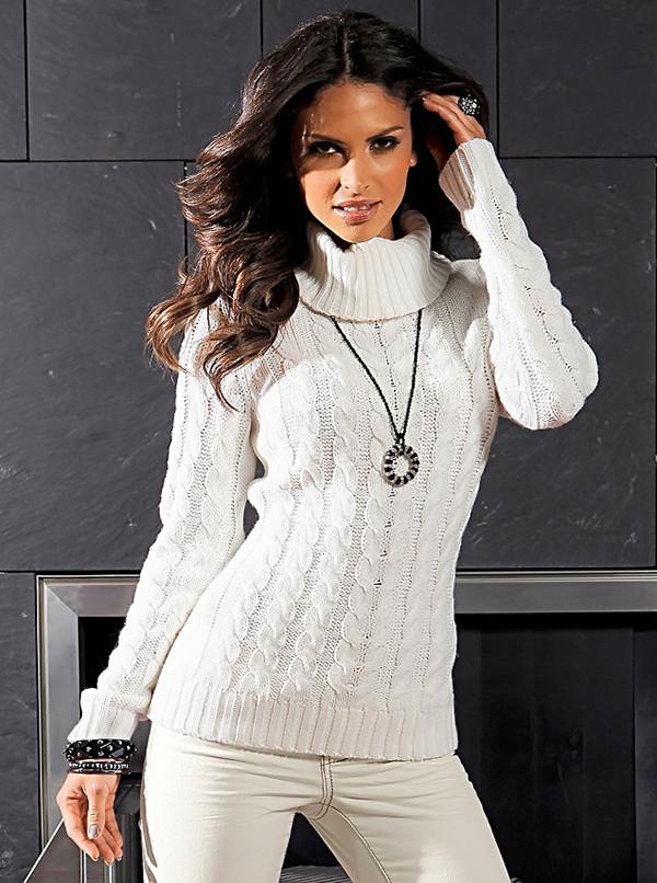 0ee657c286027fd Вязаные женские свитера и батники из Турции оптом от