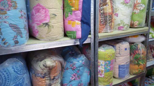 Одеяло антиаллергенное (полиэфирное волокно) зимнее