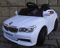 Детский электромобиль Cabrio B4 с мягкими колесами (EVA колеса) (белый), фото 1