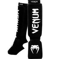 Щитки для ног  Venum  Black