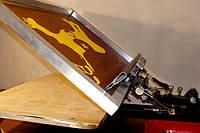 Станок для трафаретной печати больших размеров HMU 1x1-04