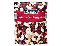 Микс Alesto Cashew Cranberry с кешью и клюквой, 200 г.
