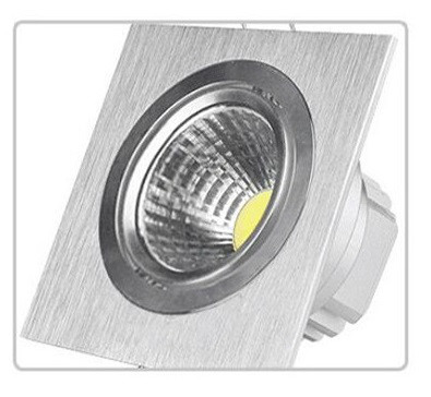 Светильник Downlight LED BR-001 12вт 230в  silver  3000К