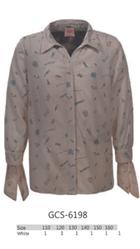Блузка для дівчинки 5-7років