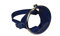 Маска для плавания Акванавт UR (резина, металл, каленое стекло)
