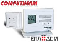 Комнатный терморегулятор Computherm Q3 RF (радиоуправляемый цифровой термостат)