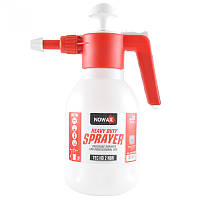 Помповый распылитель 2Л Nowax Heavy duty sprayer TEC HD 2 NBR  (метал)