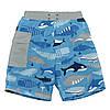 Шорты для плавания I Play -Blue Whale League