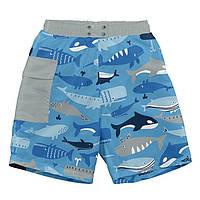 Шорты для плавания I Play -Blue Whale League, фото 1