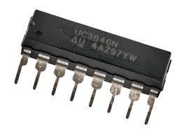 Микросхема UC3846N DIP16