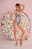 Женский слитный купальник #350 , фото 1