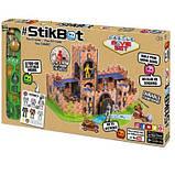 Игровой набор для анимационного творчества STIKBOT – ЗАМОК (1 фиг., наклейки, аксесс.), фото 3