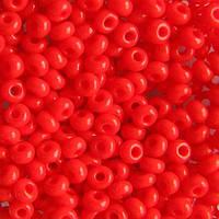 Чешский бисер для рукоделия Preciosa (Прециоза) оригинал 50г 31119-93170-10 красный