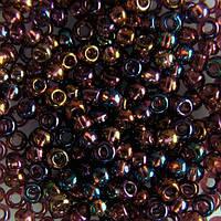 Чешский бисер для рукоделия Preciosa (Прециоза) оригинал 50г 33119-21060-10 фиолетовый