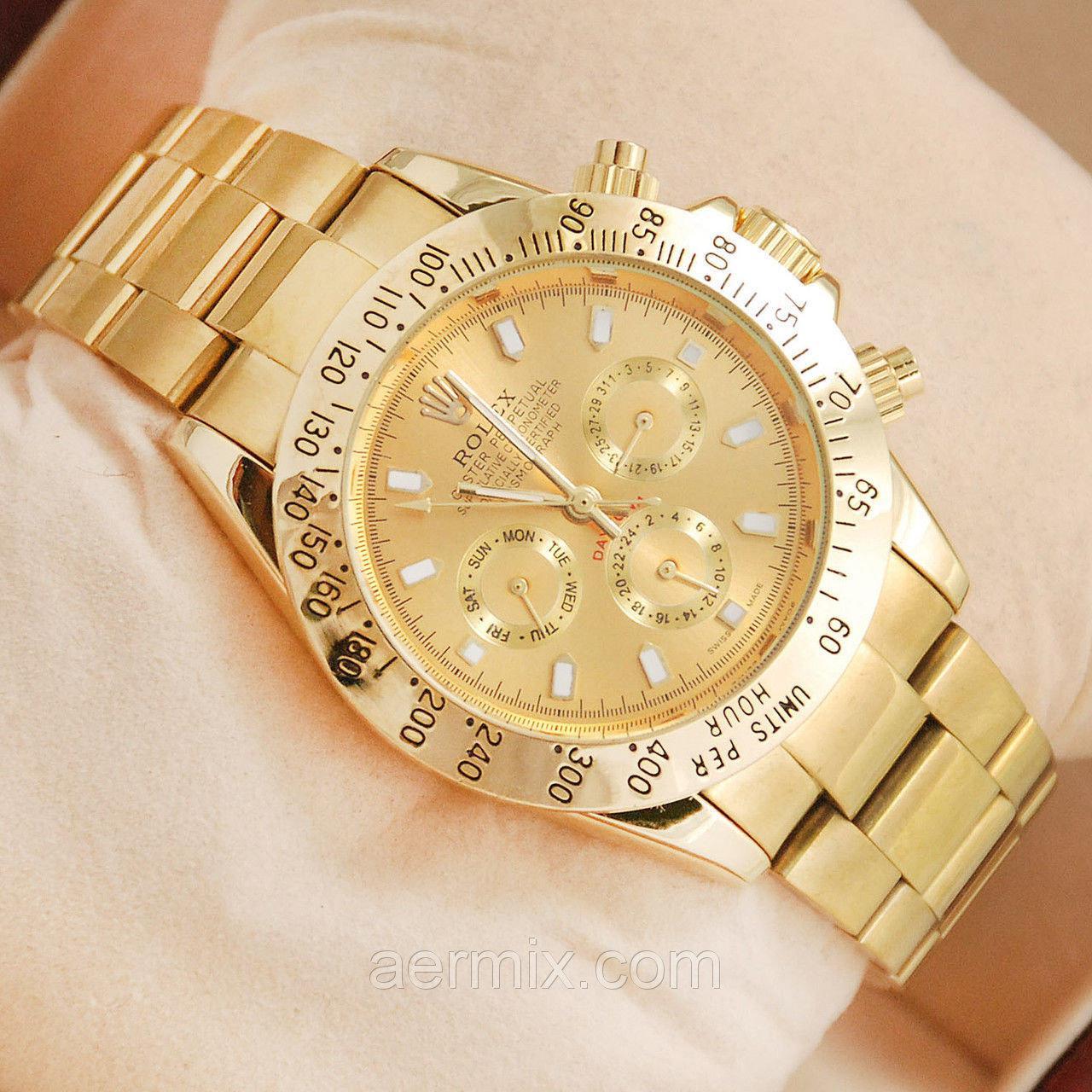 f9dcd343d81a Мужские часы Rolex DAYTONA золотые  продажа, цена в Одесской области ...