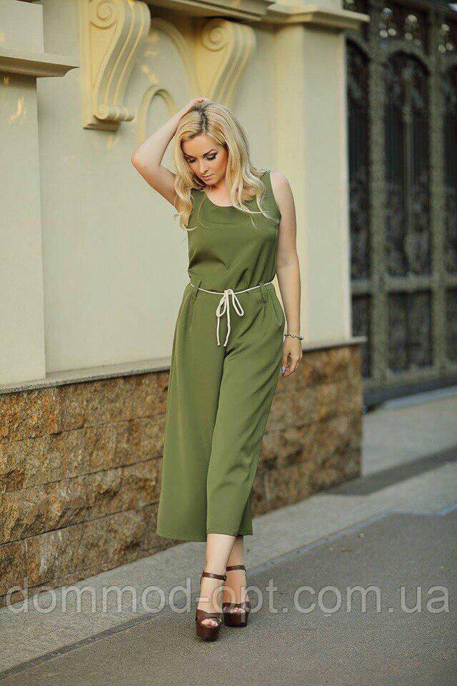 Женский стильный комбинезон #284 в расцветках
