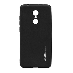 Чехол SMTT для Xiaomi Redmi 5 Plus Candy series Black