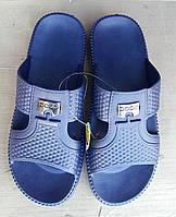 Шлепанцы сланцы мужские летние Даго 137 синие
