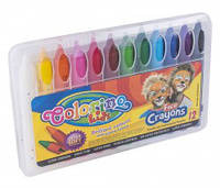 Набір кольорових олівців Colorino 12шт 5мм (32650PTR)