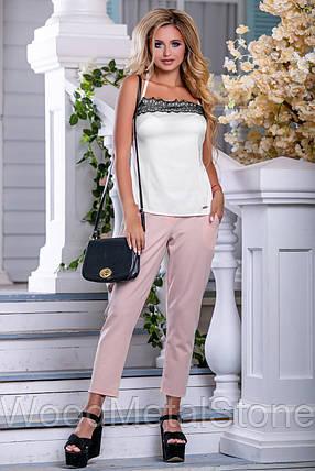 Модные женские брюки (42-50) , доставка по Украине, фото 2