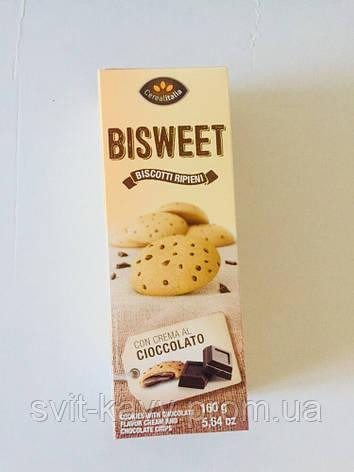 Печення Bisweet шоколад 160 грам, фото 2