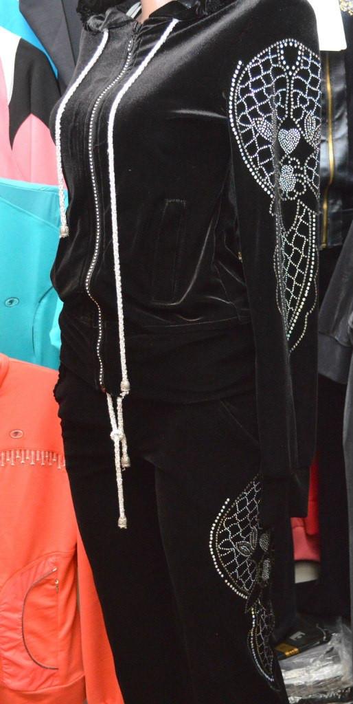 Женский спортивный костюм (Размер 38)