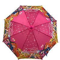 """Детский зонт трость """"Winx club"""" на 5-9 лет от фирмы """"Paolo"""