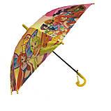"""Детский зонт трость """"Winx club"""" на 5-9 лет от фирмы """"Paolo"""" , фото 2"""