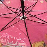 """Детский зонт трость """"Winx club"""" на 5-9 лет от фирмы """"Paolo"""" , фото 3"""