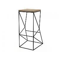 Барный металлический стул в стиле Лофт Loft. Мебель для кафе, баров, ресторанов. КаБаРе. HoReCa