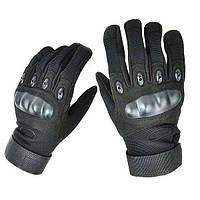 Тактические перчатки Oakley с пальцами оптом